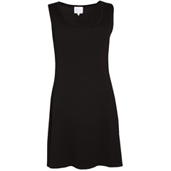 Masai Clothing - Heat Basic Tunic Black
