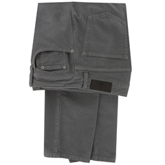 New For Autumn Hackett Five Pocket Moleskin - Truffle