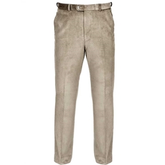 Autumn 2017 Gurteen Verona Cotton Corduroy Trouser - Beige