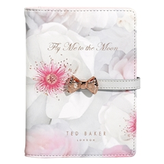 Ted Baker Chelsea Border Travel Wallet Document Holder