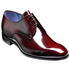 Barker Shoes Style: Rutherford Burgundy Cobbler - Size 10.5