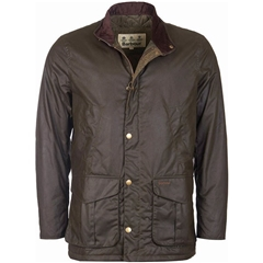 Autumn 2017 Barbour Hereford Jacket - Olive