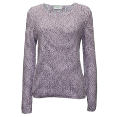Buckley Knitted Jumper- Pink - Size 10 Only
