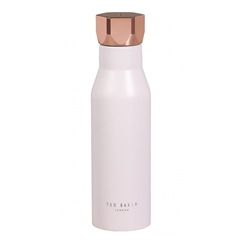 Ted Baker Pink Water Bottle - Pink