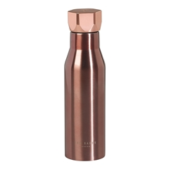 Ted Baker water bottle - Rose Gold