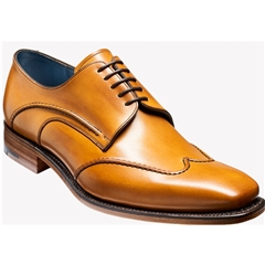 Barker Shoes Style: Brooke - Cedar Calf/Brown Welt