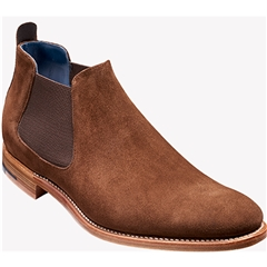Barker Shoes Style: Lester - Castagnia Suede