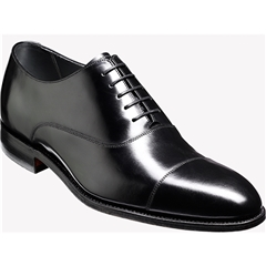 Barker Shoes Style: Winsford Black Polish