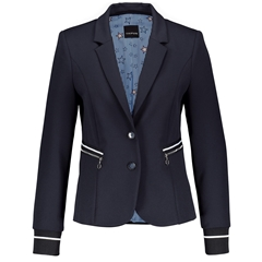 New 2018 Taifun Blazer with contrasting stripes  - Marine