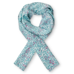 New 2018 Masai Clothing Along scarf - Aqua Org