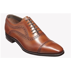 New 2018 Barker Shoes Style: Schubert - Antique Rosewood Calf