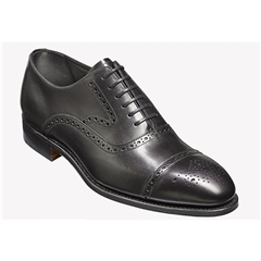 New 2018 Barker Shoes Style: Lerwick - Black Calf