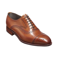 New 2018 Barker Shoes Style: Lerwick - Antique Rosewood Calf