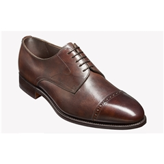 New 2018 Barker Shoes Style: Lynton - Brown Shadow Antique Calf