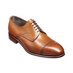 New 2018 Barker Shoes Style: Lynton - Antique Rosewood Calf