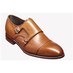 New 2018 Barker Shoes Style: Ford - Antique Rosewood Calf