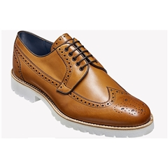 New 2018 Barker Shoes Style: Hawk - Cedar Calf
