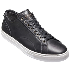 New 2018 Barker Shoes Style: Axel - Black Calf
