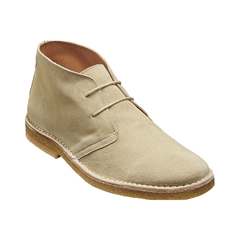 New 2018 Barker Shoes Style: Monty - Sand Suede