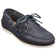 New 2018 Barker Shoes Style: Wallis 2 - Navy Suede