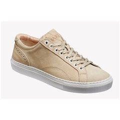 New 2018 Women's Barker Shoes Style: Isla - Beige Suede