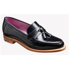 New 2018 Women's Barker Shoes Style: Imogen - Black Calf