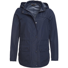 New 2018 Barbour Women's Barometer Waterproof Jacket - Navy