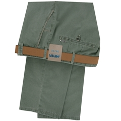 New 2018 Meyer Trouser Cotton  - Green - New York 5001 27