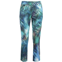 New 2018 Pomodoro Tropical Crop Trousers