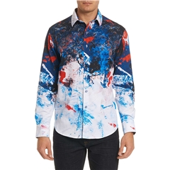 Robert Graham - Calzada Woven Shirt - Multi