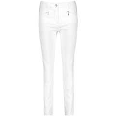 New 2018 Gerry Weber Cropped Trousers - White