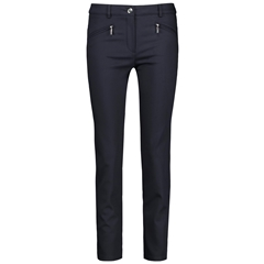 New 2018 Gerry Weber Cropped Trousers - Marine