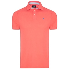 New 2018 Hackett New Classic Polo - Coral