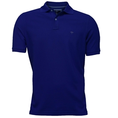 New 2018 Fynch Hatton Polo Shirt- Indigo