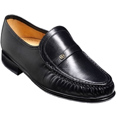 Barker Shoes Style: Jefferson - Black Kid