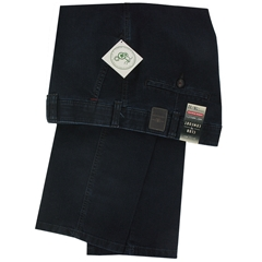 Club Of Comfort Five Pocket Jean - Blue