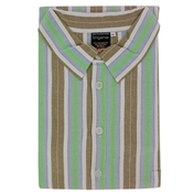 Men's Nightshirt - Fawn Stripe - Many Sizes Sold Out