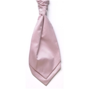 Men's Wedding Cravat- Pink