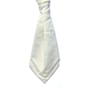 Men's Wedding Cravat- Ecru