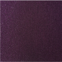 Top Pocket Shantung Handkerchief- Purple
