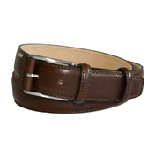 Brown Leather Belt by Robert Charles