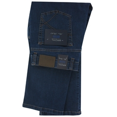 Bruhl Denim Jean - Mid Blue - Genua B 190340 910