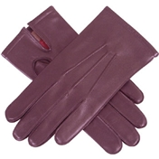Dents Men's Plain Leather Gloves - English Tan