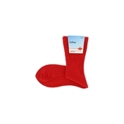 HJ Hall Wool Mix Softop Men's Socks - Red