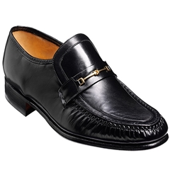 Barker Shoes Style: Laurie Black Kid