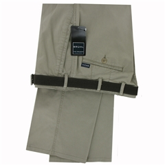 Bruhl Light Cotton Trouser - Montana - Dark Beige - 180009-230