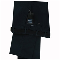 Bruhl Light Cotton Trouser - Montana - Navy
