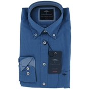 Fynch-Hatton Soft Compact Cotton - Petrol - 2XL only