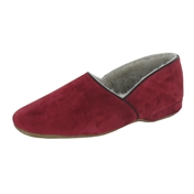 Draper Sheepskin Slipper Anton - Cardinal Red