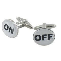 On/Off Cufflinks